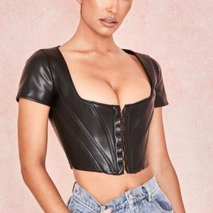 House of CB Corset 'Abigail' Top